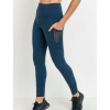 Highwaist Origami Mesh Full Leggings