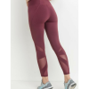 Star Mesh Full Activewear Leggings Side in Nairobi